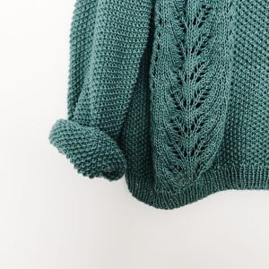 How To Unwrinkle a Sweater